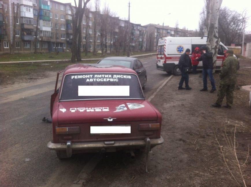 В Покровске лоб в лоб столкнулись два автомобиля: есть пострадавшие, фото-5