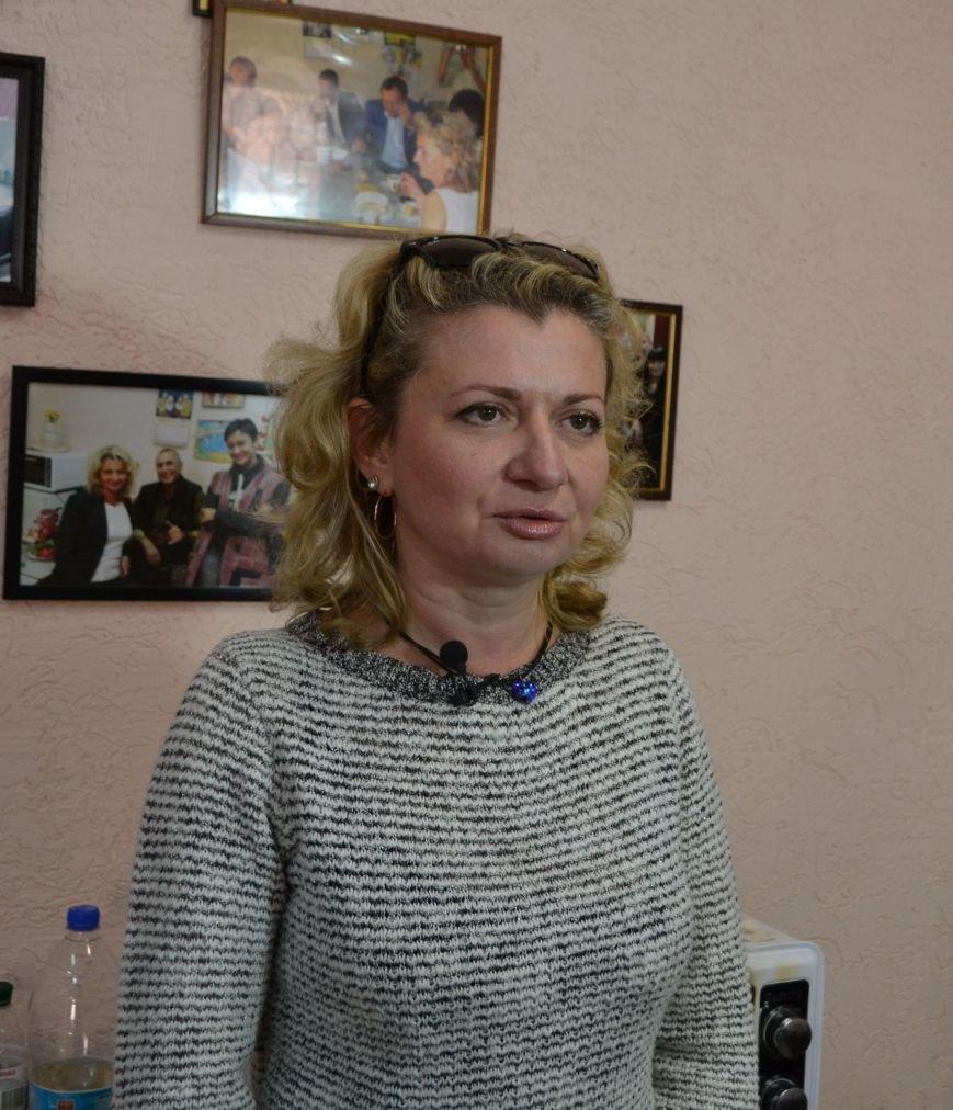 Галина Гончаренко
