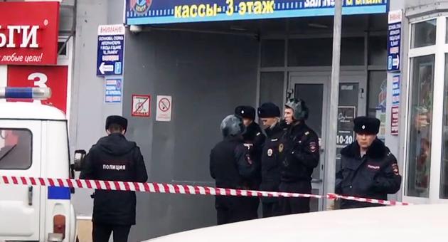 В Петропавловске эвакуировали ТЦ «Планета», фото-2
