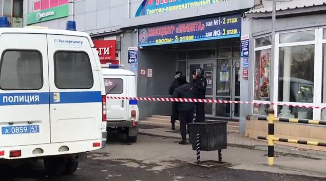 В Петропавловске эвакуировали ТЦ «Планета», фото-3