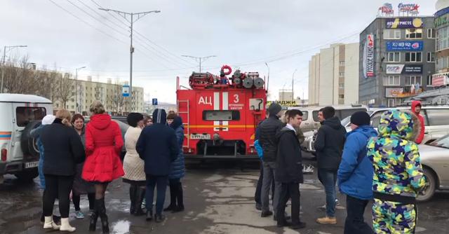 В Петропавловске эвакуировали ТЦ «Планета», фото-1