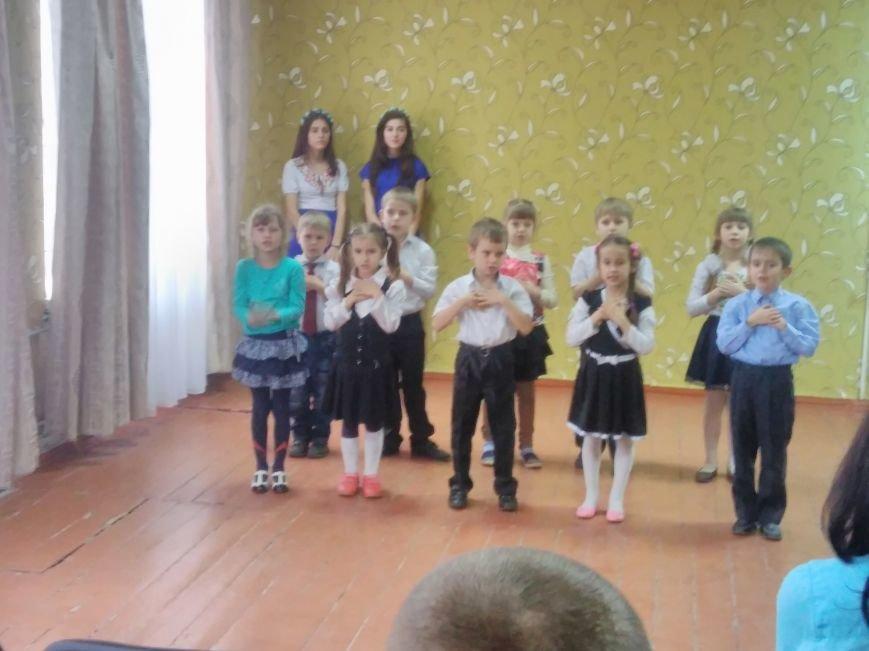 У ЗОШ №15 міста Покровськ відбулися урочистості до Дня Нацгвардії, фото-6