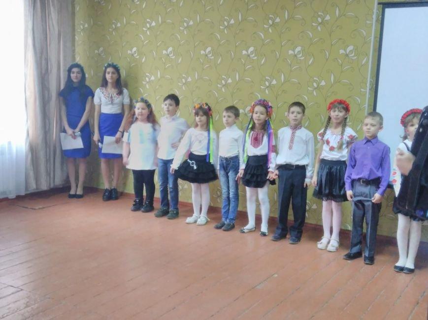 У ЗОШ №15 міста Покровськ відбулися урочистості до Дня Нацгвардії, фото-7