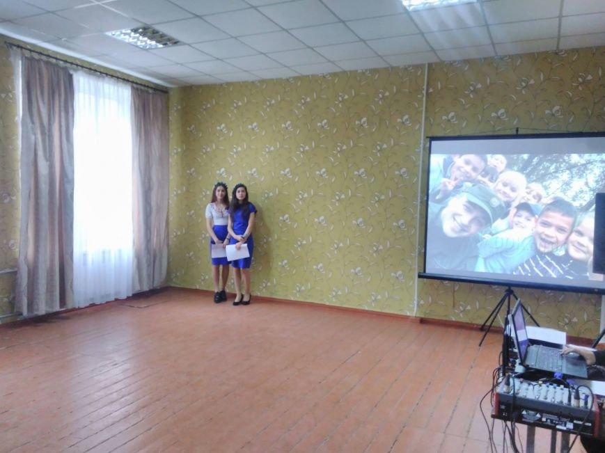 У ЗОШ №15 міста Покровськ відбулися урочистості до Дня Нацгвардії, фото-2