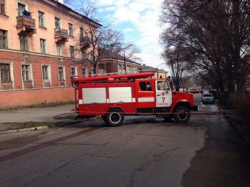 В Каменском произошел ночной пожар, фото-3