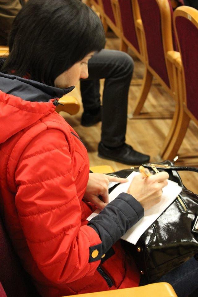 В Покровске пенсионный фонд совместно с налоговой провели семинар для плательщиков, фото-3