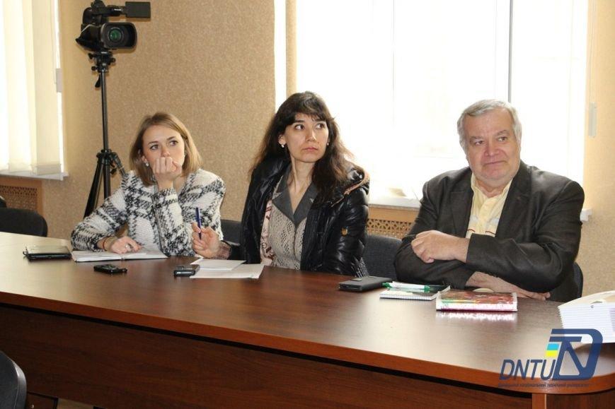 В Покровске студенты ДонНТУ пообщались с представителями областного правозащитного центра, фото-3