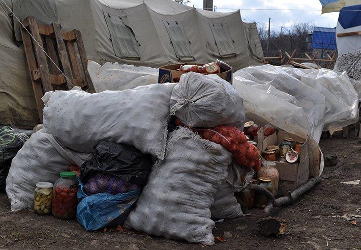 «Бахмутская сечь»: как теперь выглядит «блокада» (ВИДЕО), фото-9