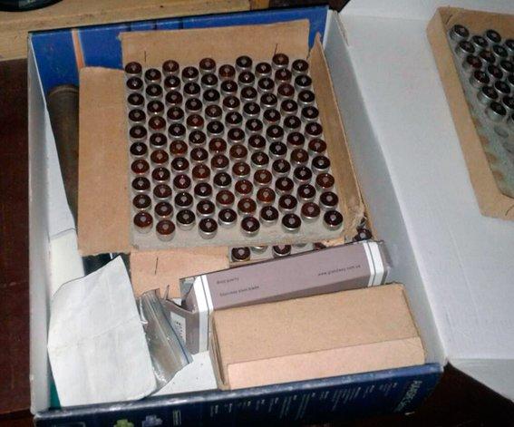 На Житомирщині поліція за 3 останніх тижня вилучила з незаконного обігу арсенал зброї та небезпечних предметів (ФОТО), фото-2