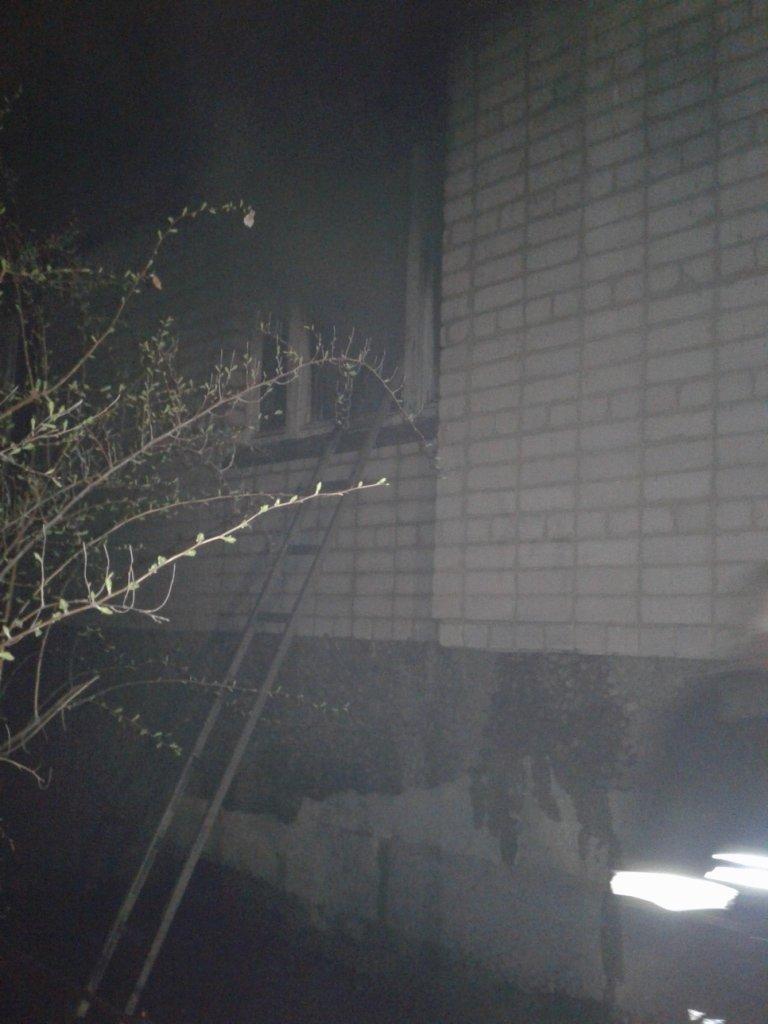Во время пожара в квартире кременчужанин получил ожоги (ФОТО), фото-1