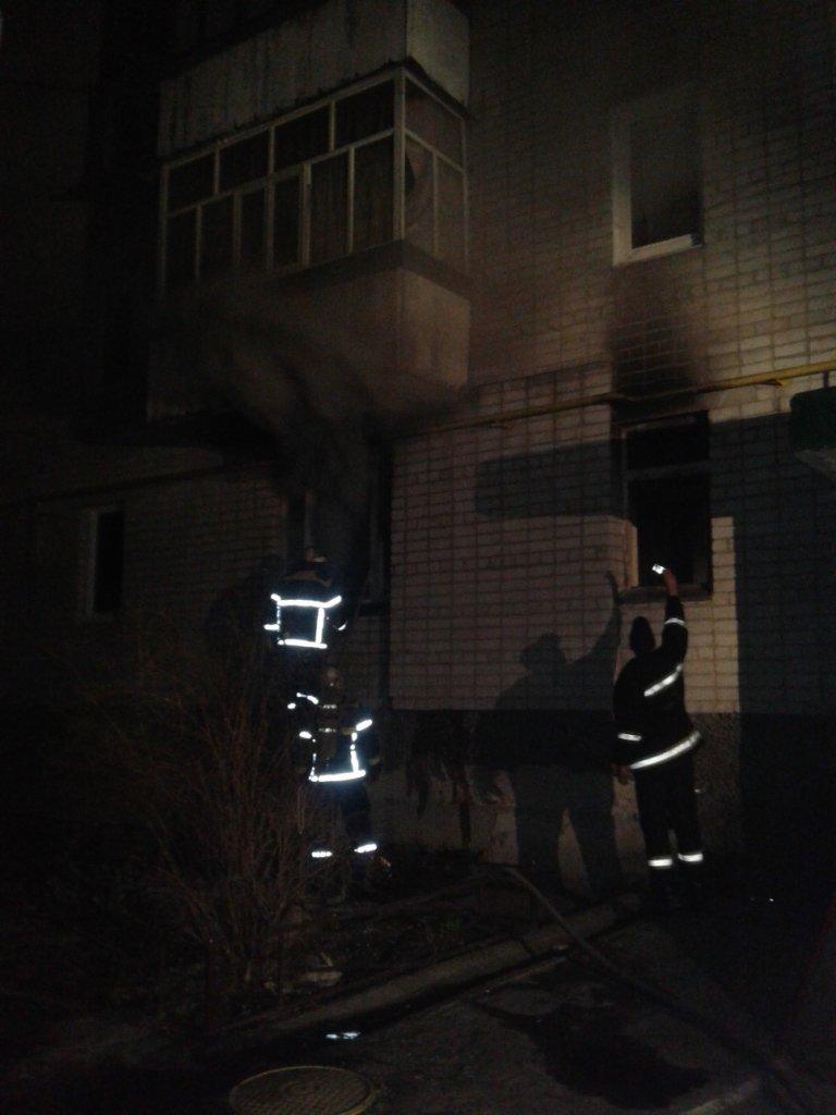 Во время пожара в квартире кременчужанин получил ожоги (ФОТО), фото-2