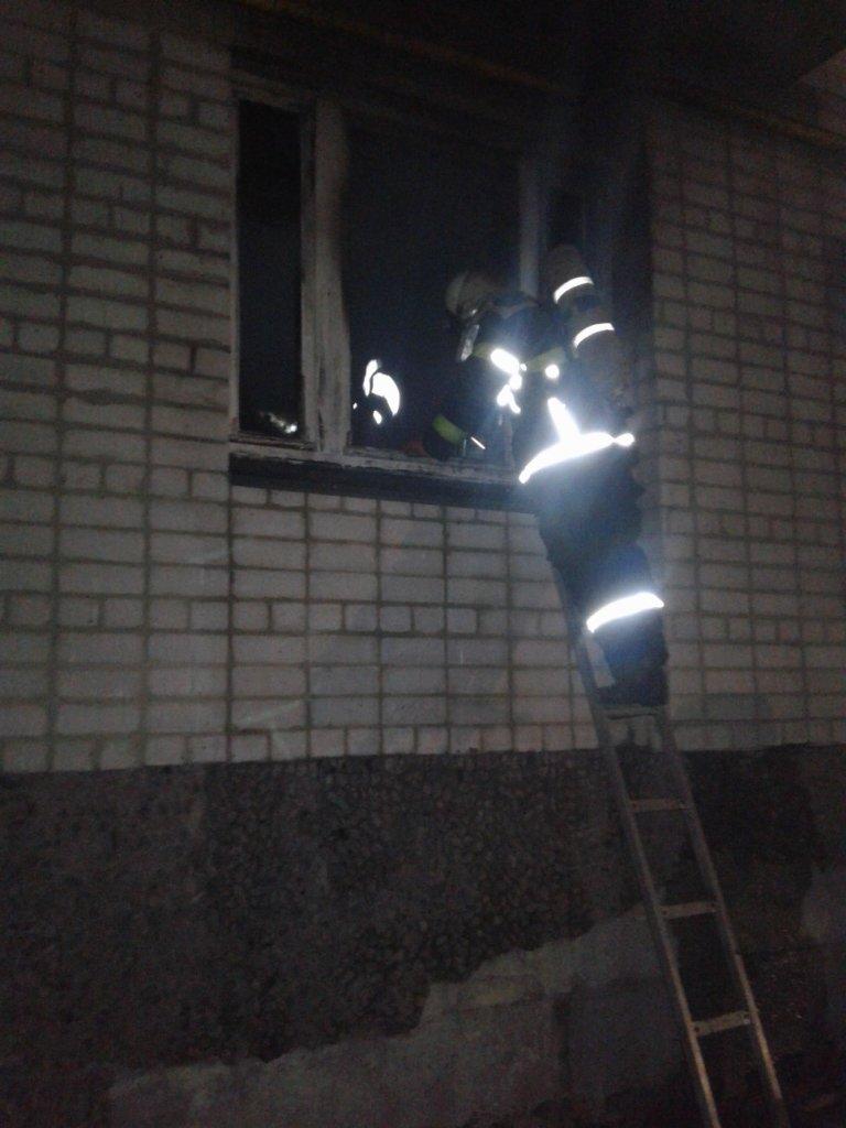 Во время пожара в квартире кременчужанин получил ожоги (ФОТО), фото-4