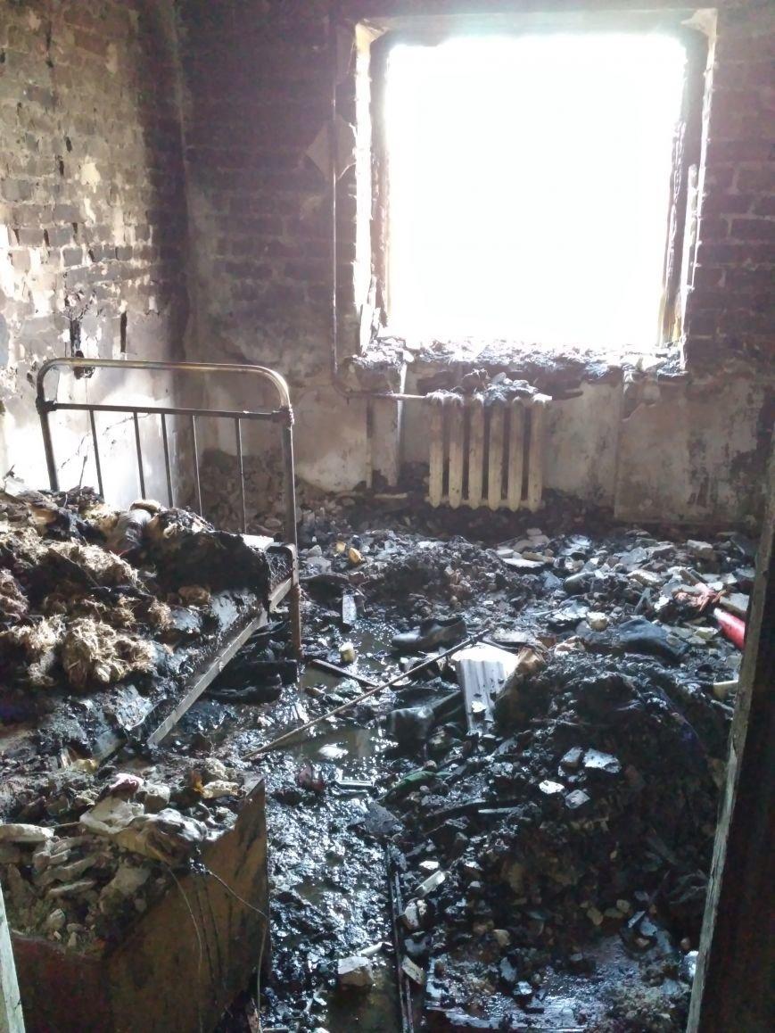 На Днепропетровщине пожарные спасали из огня пятимесячную девочку (ФОТО), фото-1