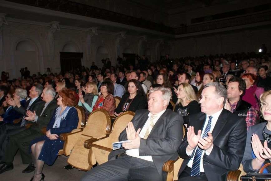 Мэра Каменского наградили за развитие театра, фото-3