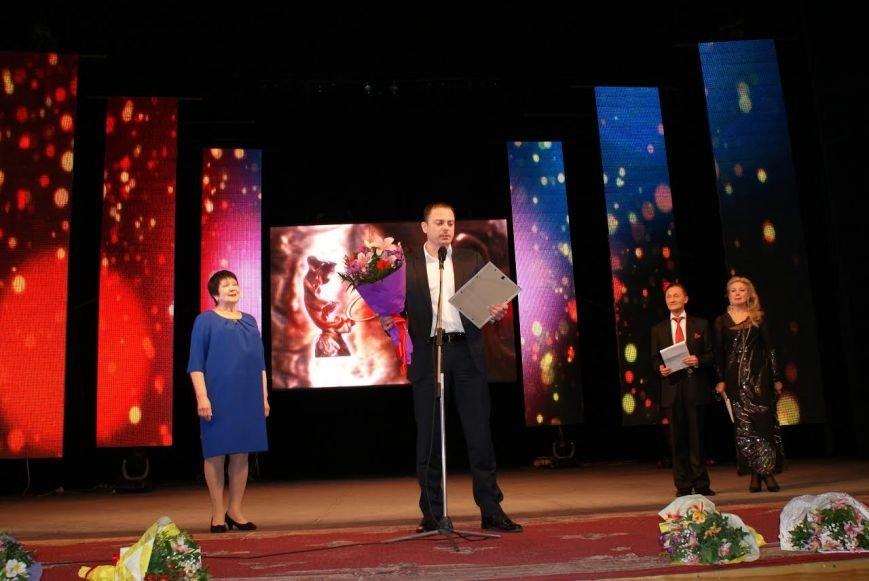 Мэра Каменского наградили за развитие театра, фото-2