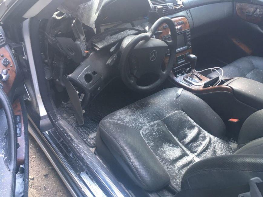 Mercedes SLK in