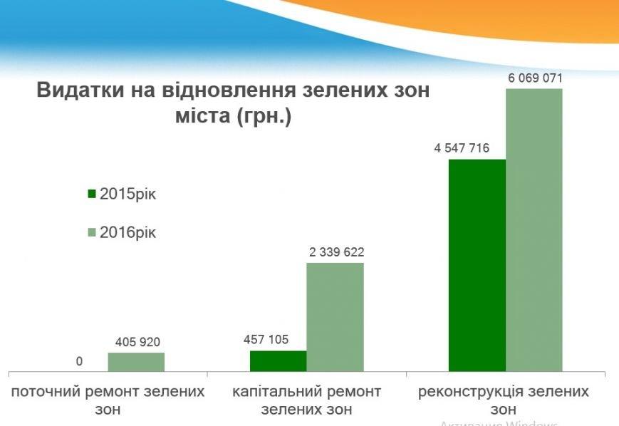 В прошлом году Чернигов озеленили почти на 20 миллионов, фото-2
