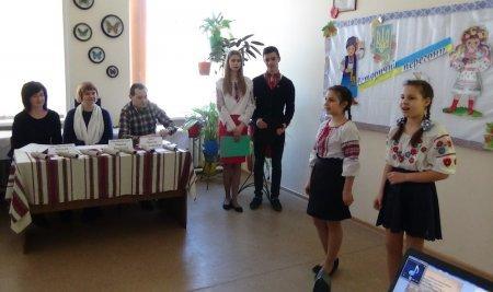 У Новоград-Волинському медичному коледжі  відбувся інтелектуальний конкурс з історії «Історичні перегони», фото-2