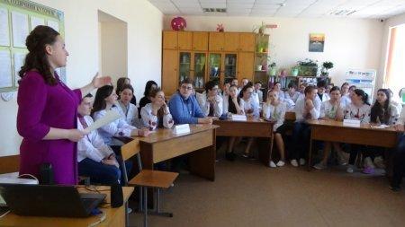 У Новоград-Волинському медичному коледжі  відбувся інтелектуальний конкурс з історії «Історичні перегони», фото-3