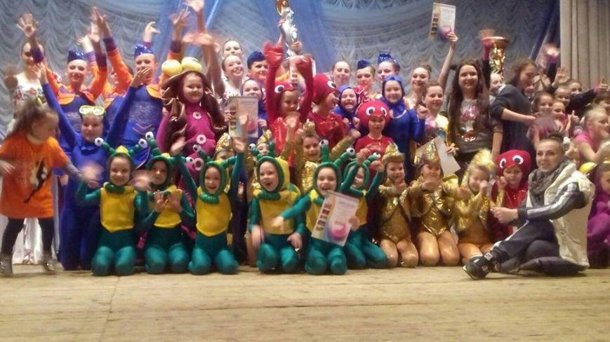 Краматорские танцоры получили 5 золотых медалей и гран-при всеукраинского фестиваля, фото-2