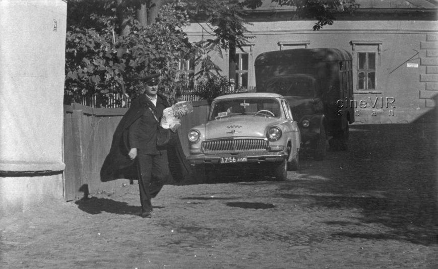 """Ужгородець у соцмережі опублікував світлини """"чорно-білого"""" життя міста 40 років тому, фото-7"""