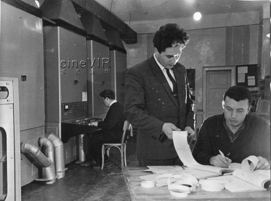 """Ужгородець у соцмережі опублікував світлини """"чорно-білого"""" життя міста 40 років тому, фото-9"""