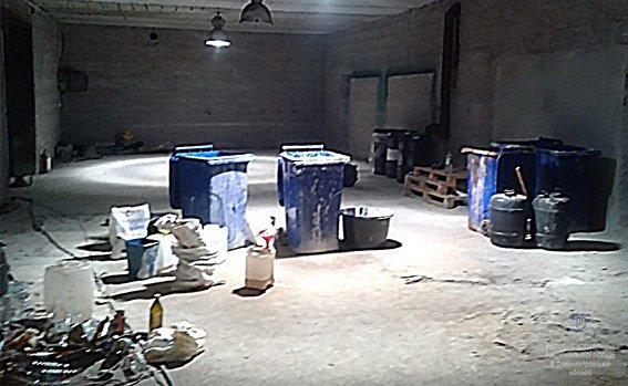 В Кривом Роге у липовых сотрудников СБУ изъяли оружие и наркотики стоимостью 3 миллиона гривен (ФОТО, ВИДЕО), фото-4