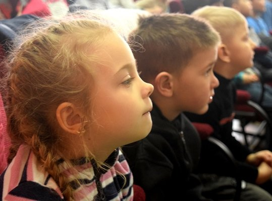 Артисты Одесской Филармонии провели «урок музыки» для 600 юных жителей Черноморска, фото-9