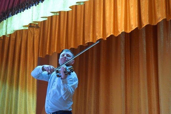 Артисты Одесской Филармонии провели «урок музыки» для 600 юных жителей Черноморска, фото-4