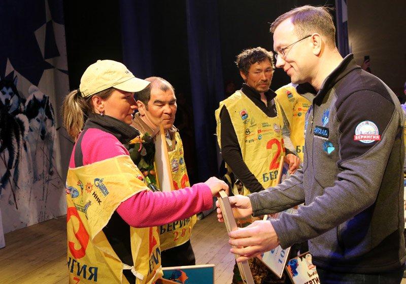 Валентин Левковский потратит берингийский приз на питомник ездовых собак, фото-4