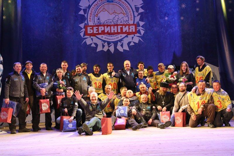Валентин Левковский потратит берингийский приз на питомник ездовых собак, фото-7