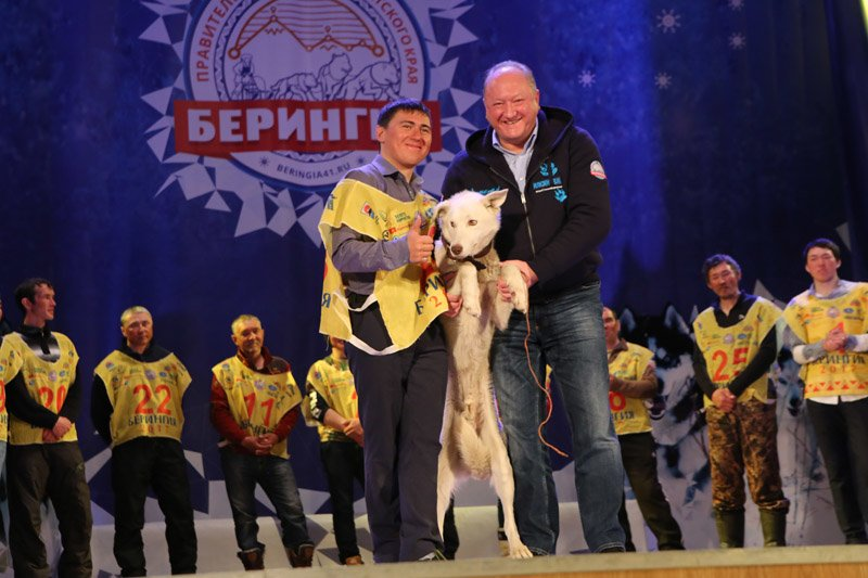Валентин Левковский потратит берингийский приз на питомник ездовых собак, фото-2