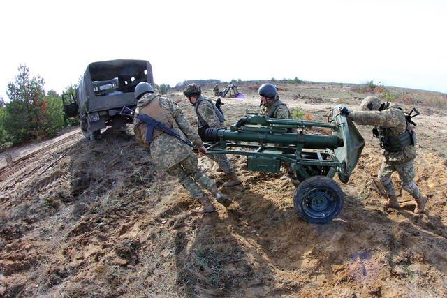 Минометчики стреляли в Черниговской области, фото-6