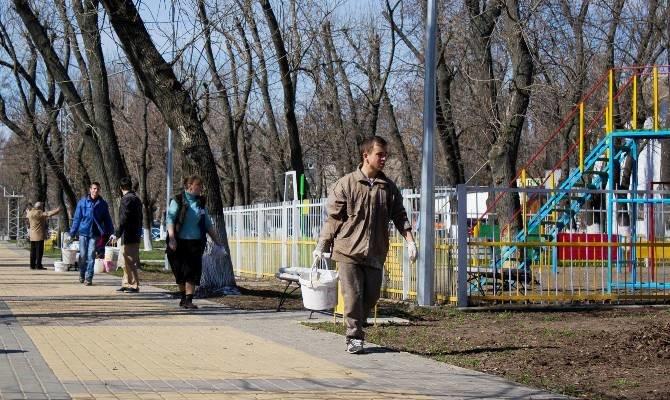 Субботник в Черноморске: подробности участия и равнодушия, фото-3