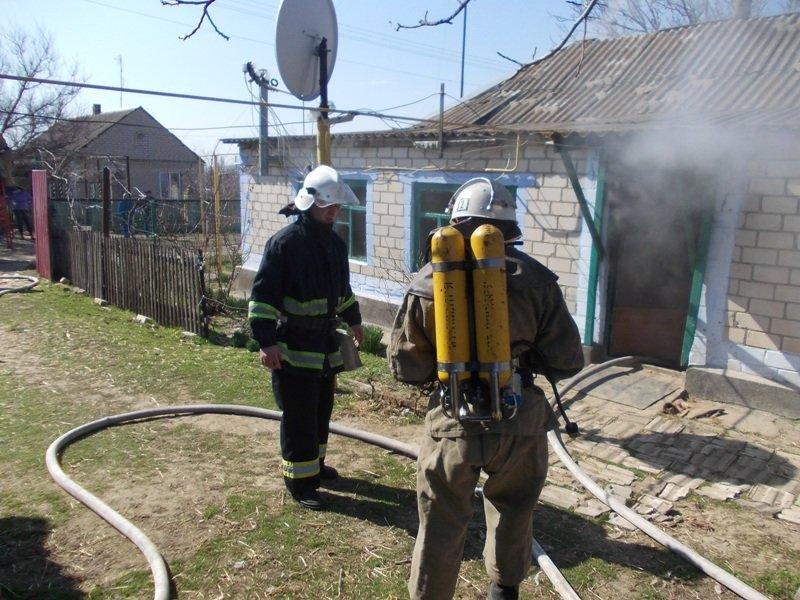 На Херсонщині під час пожежі виявили тіло 57-річного чоловіка (фото), фото-1