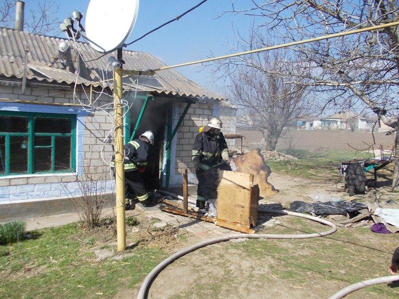 На Херсонщині під час пожежі виявили тіло 57-річного чоловіка (фото), фото-2