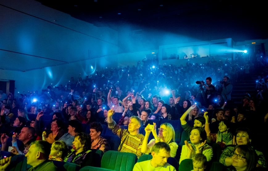 В Белгороде прошёл благотворительный концерт «Алые паруса», фото-7