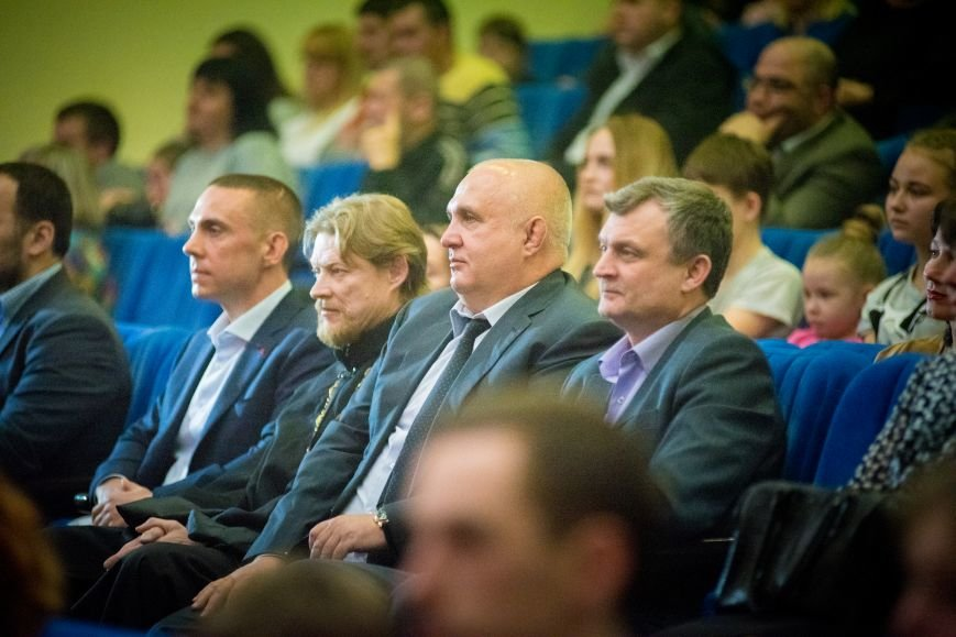В Белгороде прошёл благотворительный концерт «Алые паруса», фото-8