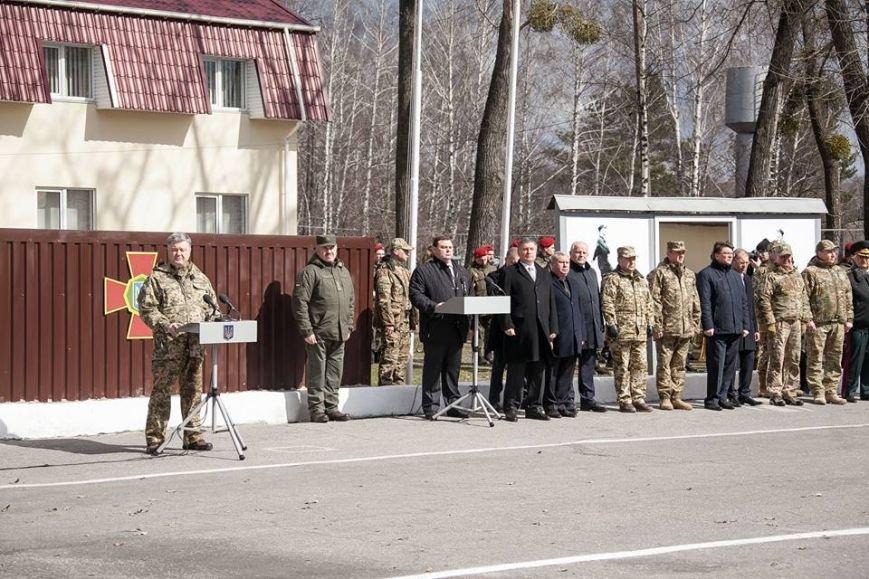 Командир кременчугских нацгвардейцев награждён медалью «За безупречную службу» III степени, фото-5