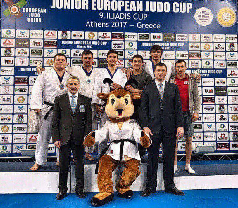 Спортсмен из Покровска в Греции занял призовое место, фото-1
