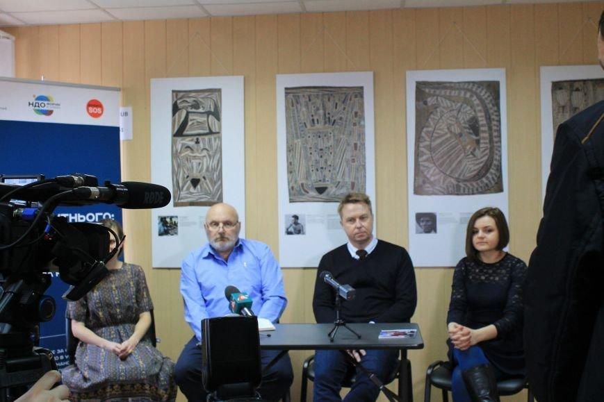В Краматорске состоялось торжественное открытие масштабнейшего интерактивного проекта, фото-1