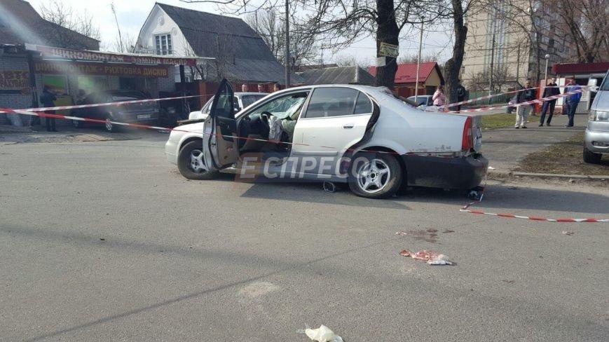 В Киеве произошло тройное ДТП, 8 пострадавших (ФОТО), фото-6