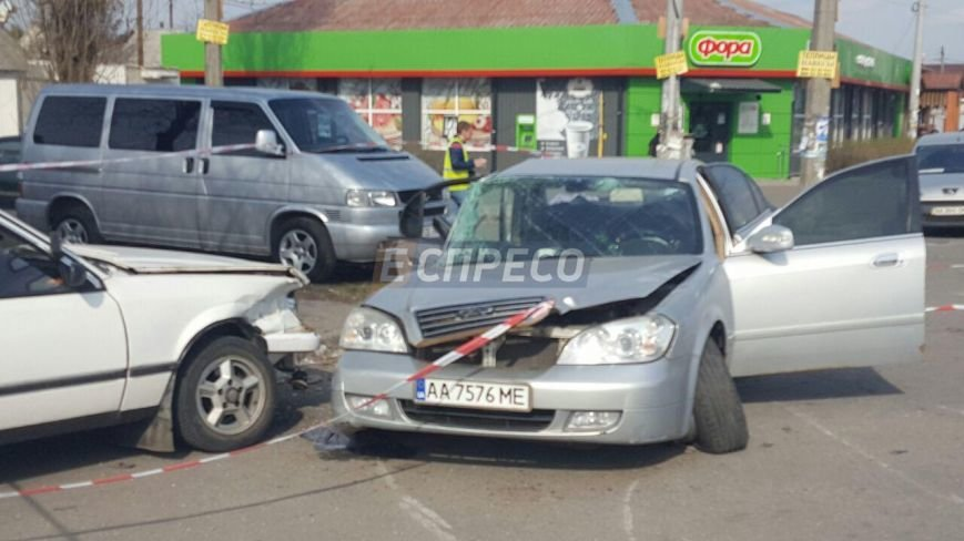 В Киеве произошло тройное ДТП, 8 пострадавших (ФОТО), фото-5