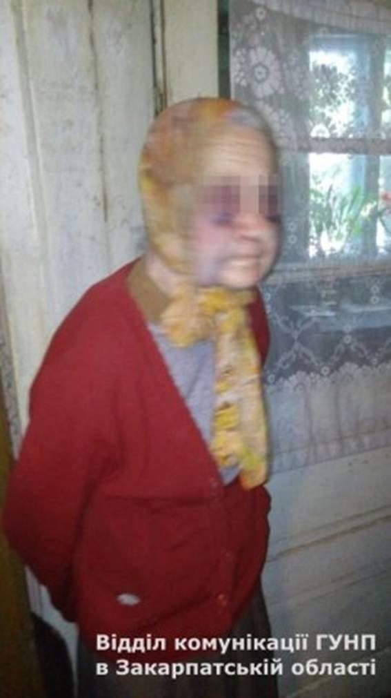 У Мукачеві злодій вийшов з тюрми за пограбування 70-річної бабусі і прийшов до неї з розправою: фото, фото-1
