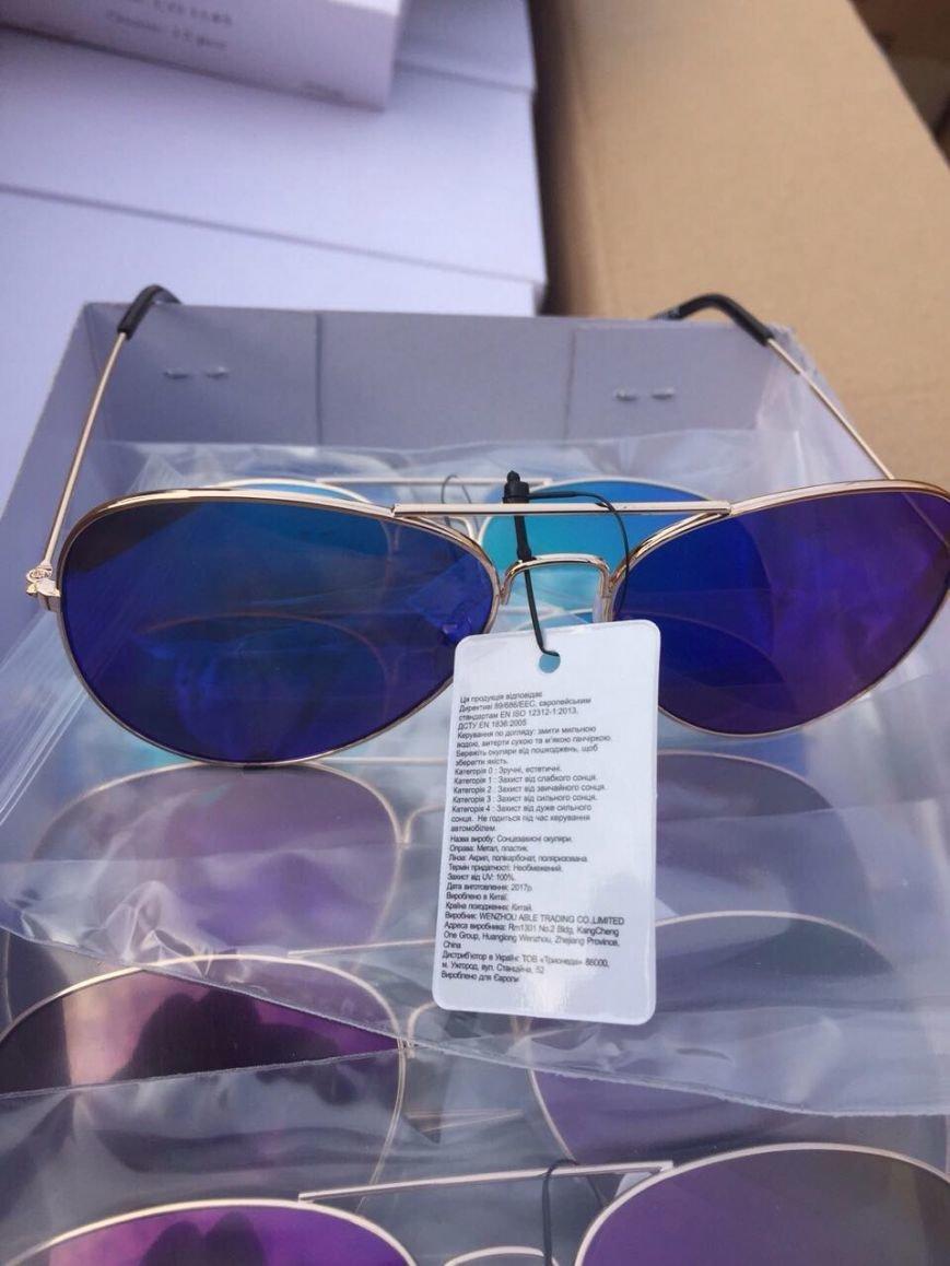 Закарпатські митники знайшли окуляри за 400 тисяч гривень: фото, фото-4