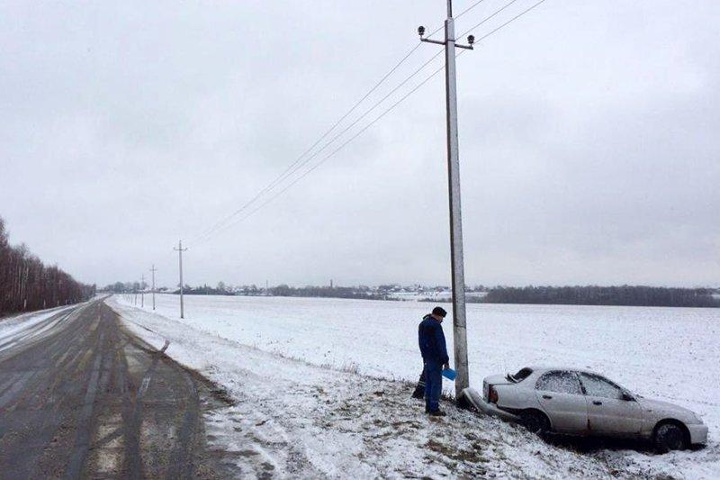 В Белгородской области погиб мотоциклист, фото-3