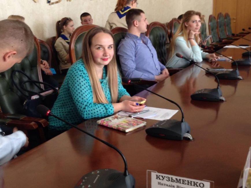 Молодежный совет Каменского и Днепропетровщины подписали меморандум о сотрудничестве, фото-1