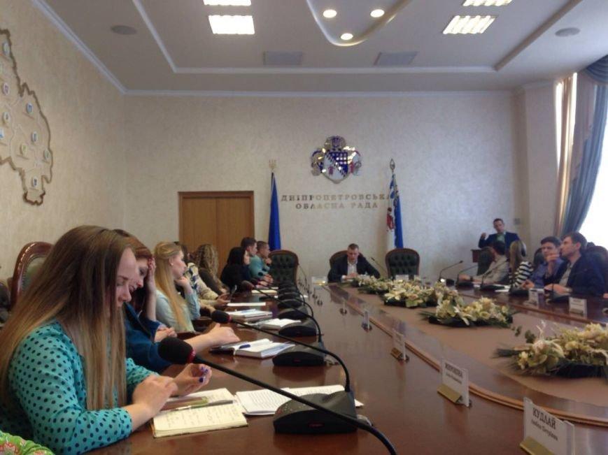 Молодежный совет Каменского и Днепропетровщины подписали меморандум о сотрудничестве, фото-3