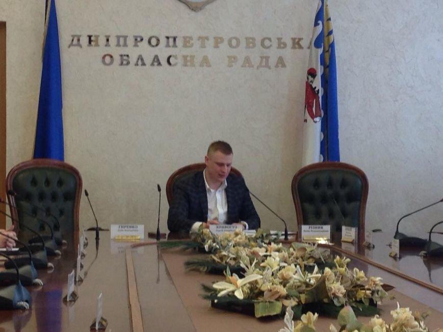 Молодежный совет Каменского и Днепропетровщины подписали меморандум о сотрудничестве, фото-5