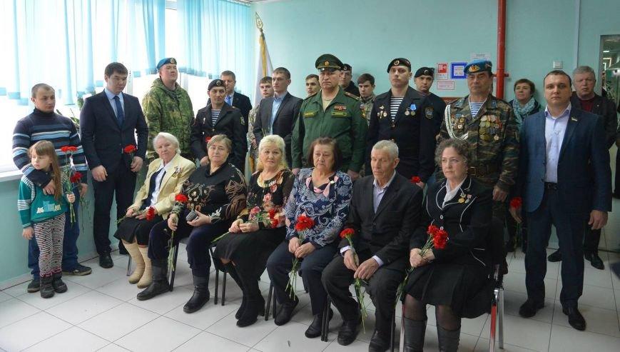 В Нижневартовске открываются мемориалы погибшим воинам, фото-1